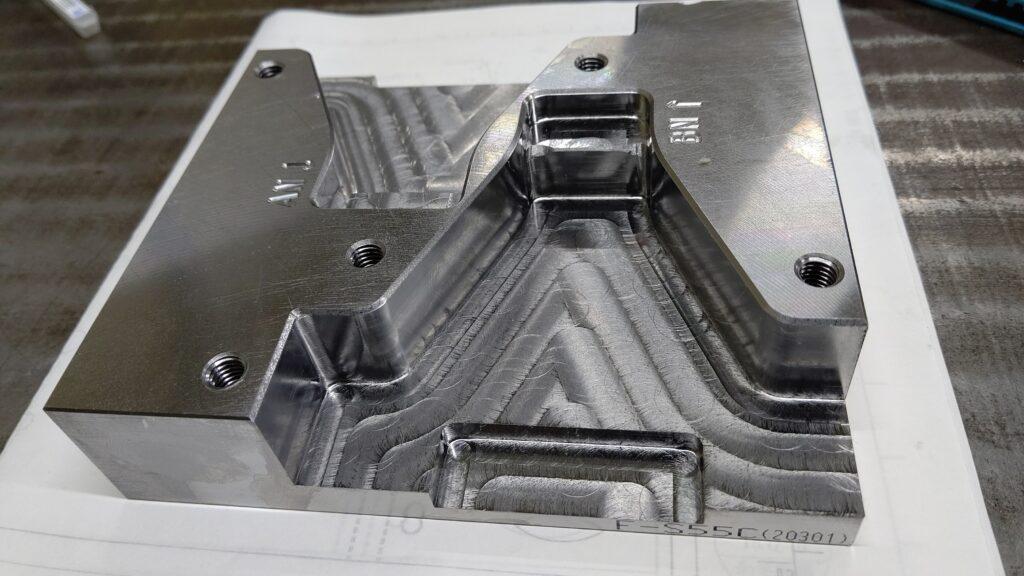3次元加工 量産用治具